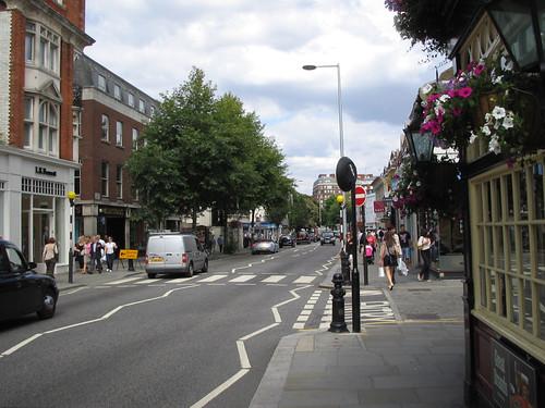 Chelsea: King's Road