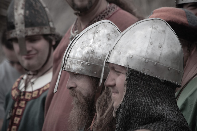 Vikings and Saxons