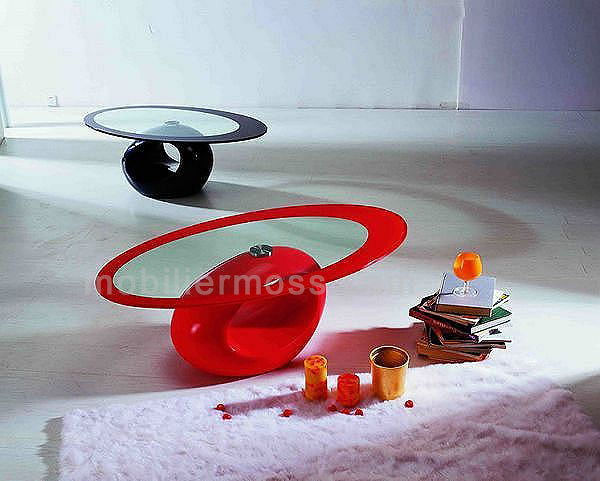 Vip table basse en verre flickr photo sharing - Table basse design rouge ...