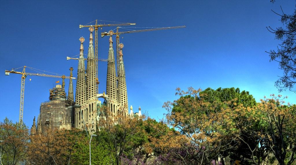 Sagrada Familia #1