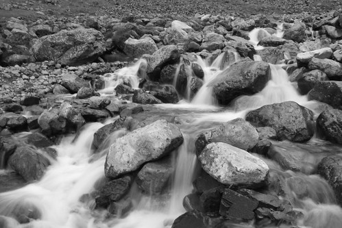 Mystical water B&W by ultraBobban