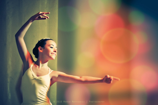 Little ballerina 11