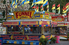 Funnel cakes and elephant ears
