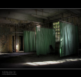 UE Abandoned West Park Asylum