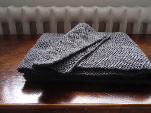 Boyfriend scarf