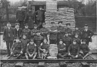 R.P.R.M Corps, Birdhill, 1923