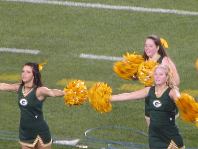 Green Bay Packers Cheerleaders 19 Flickr Photo Sharing