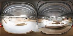 Roeselare indoor skatepark @ Belgium