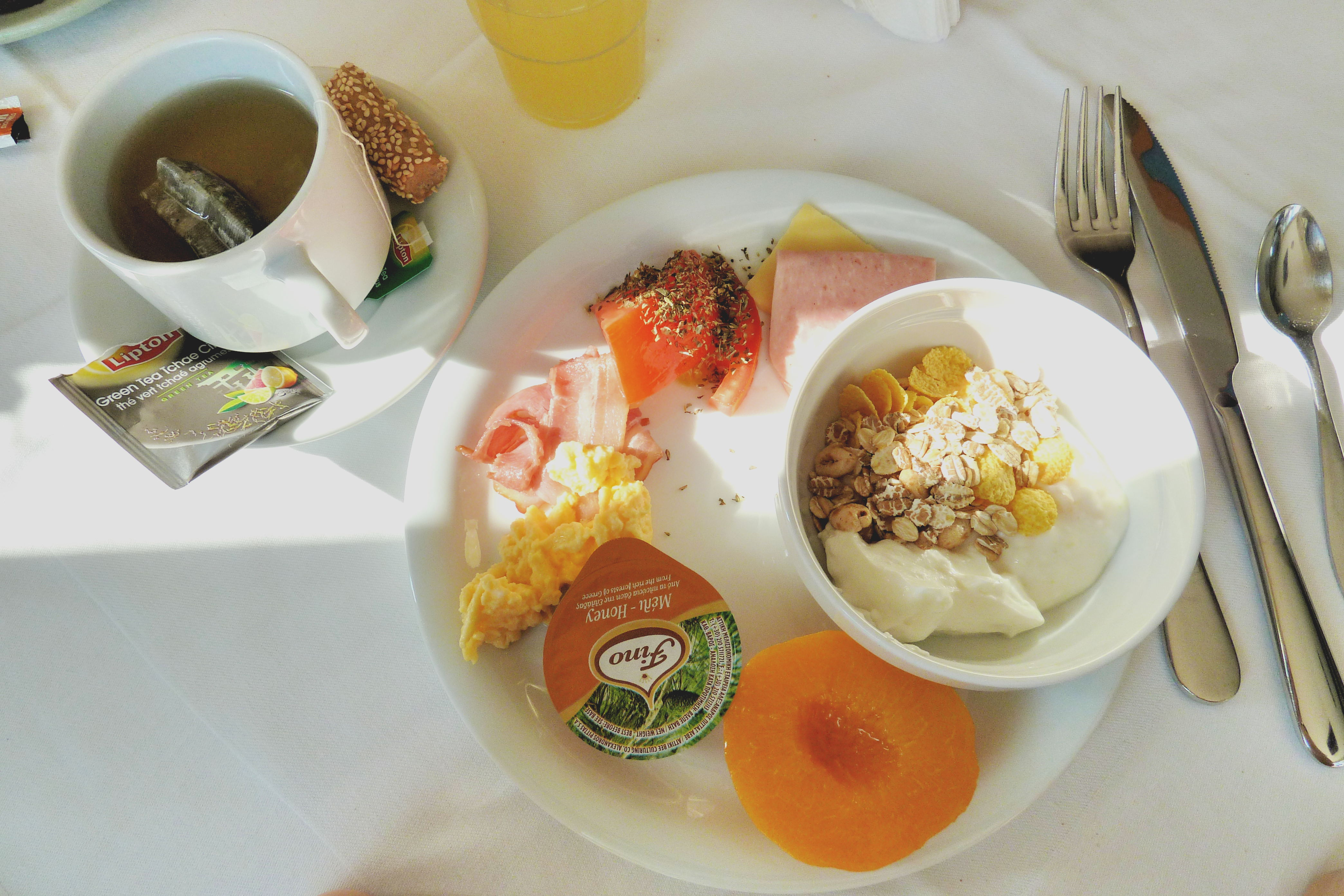 Breakfast, Stanley Hotel, Athens