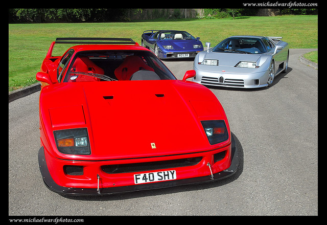 Ferrari, Bugatti and Lamborghini | Flickr - Photo Sharing!