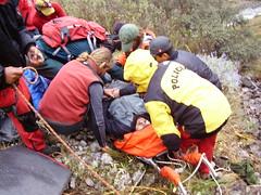 Rescate Cerro Parón