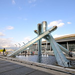 The Olympic Torch, Vancouver, BC