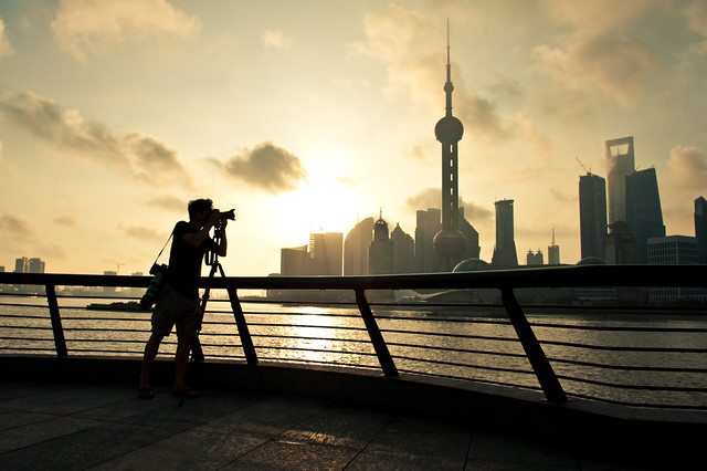 Shooting Shanghai - 6:00am