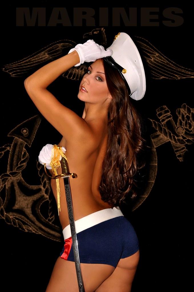 Sexy Women Marines 66