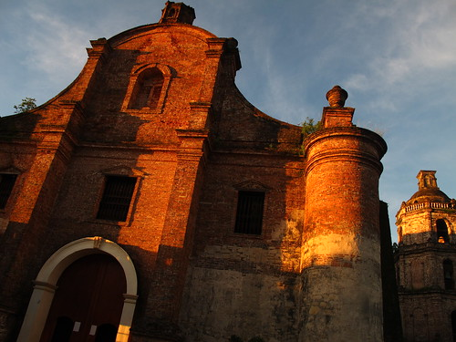 Church of Nuestra Señora de la Asuncion (Santa Maria Church) - Facade
