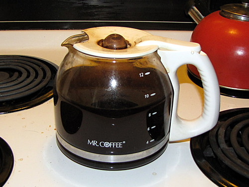 Coffee Maker Funny Taste : How to Clean a Coffee Maker With Vinegar Everblossom