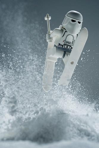 Ski Trooper by Avanaut