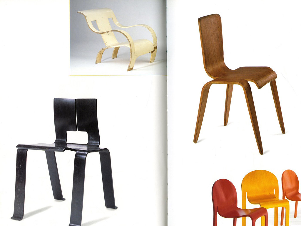 Le Bloc Note Chairs From Past Present
