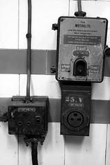 Old Electrics BW