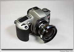 Rodenstock Eurygon 30/f2.8 (Exakta 改 Nikon)