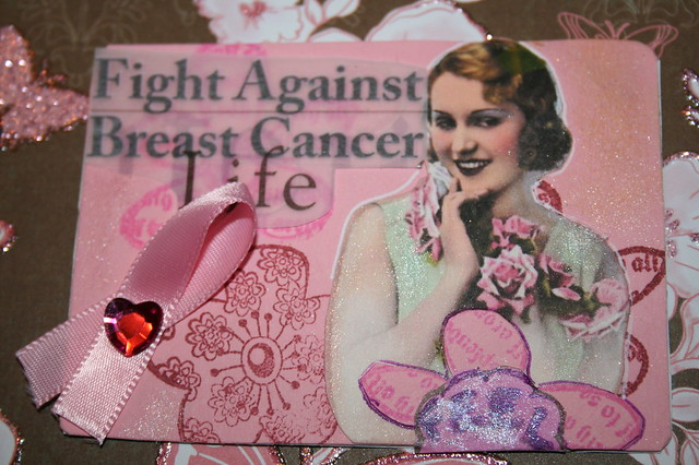 Fight Breast Cancer ATC for Swap-bot