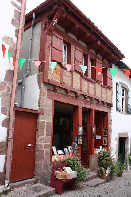 Maison de saint jean pied de port flickr photo sharing - Maison a vendre a saint jean pied de port 64 ...