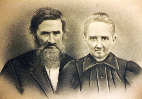 William Paschal Henry and Josephine Wingfield Henry nee Davis