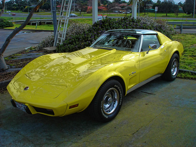 1973 corvette stingray flickr photo sharing. Cars Review. Best American Auto & Cars Review