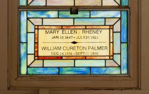 church stainedglass burkecounty clarkschapel