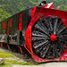 Snow Plow Train in Alaska - Ten Years Later - White Pass Railroad