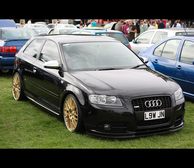 september 2010 black audi a3 black audi a3 edition 38 festival ...