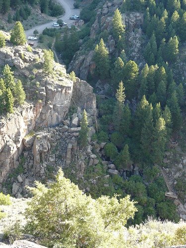 park travel summer vacation usa america colorado nps hiking trails canyons blackcanyonofthegunnison 2010 nationalrecreationarea curecanti curecantinationalrecreationarea morrowpointlake
