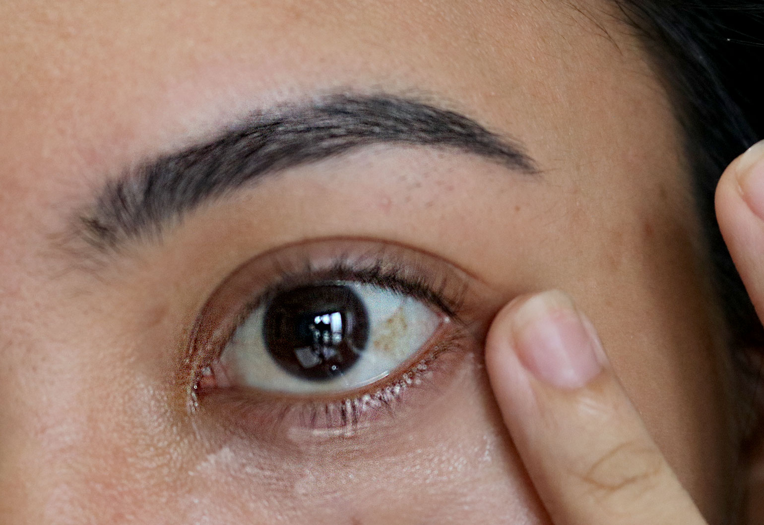 5 Olay Eyes Review Photos Before and After - She Sings Beauty by Gen-zel Habab