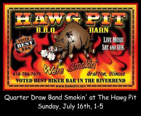 Hawg Pit BBQ Barn 7-16-17