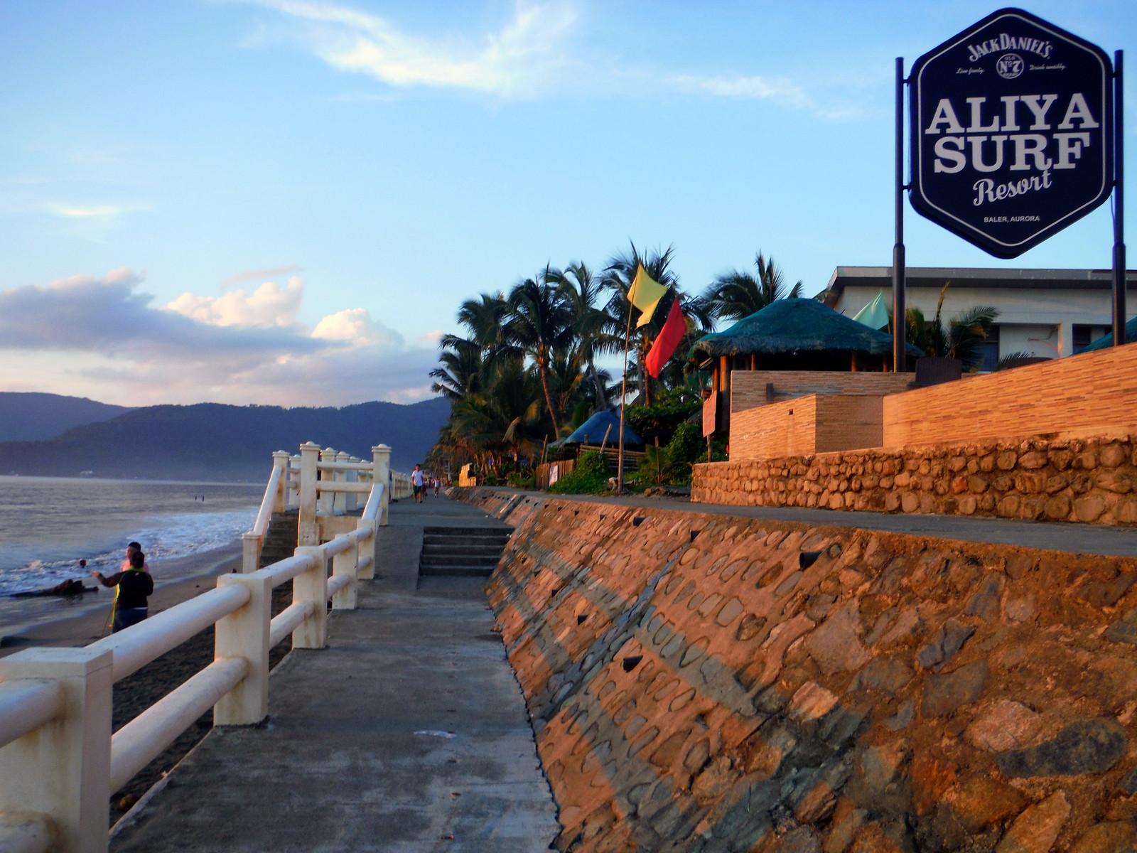 Sabang Baywalk