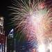 Uptown Charlotte Fireworks
