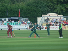 Worcestershire Royals v Northants Steelbacks T20 June 2010 045