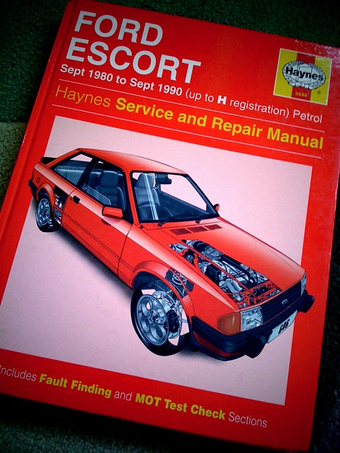 Ford Escort Haynes Torrent