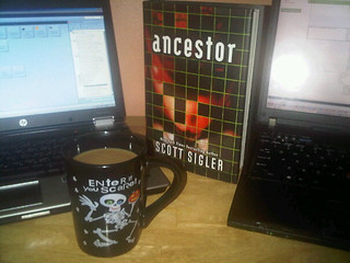 Productivity about to hit a major slump - Ancestor has arrived!