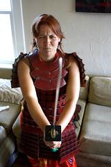 Shannon samurai 1