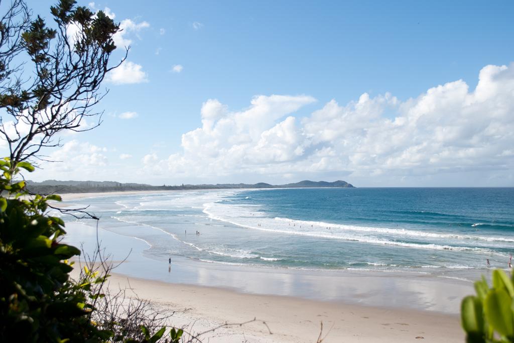 Byron Bay австралия