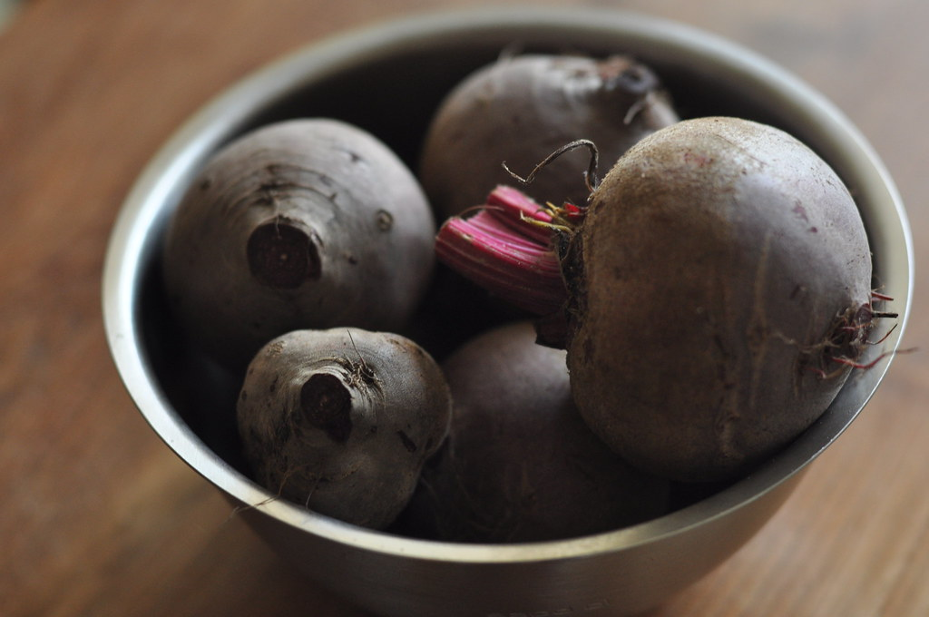 beetroot for baking