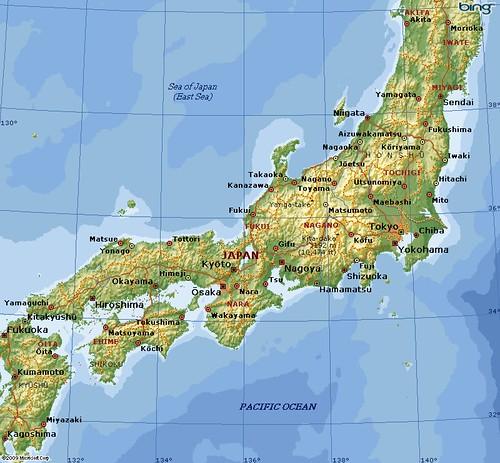 A00/Japan Honshu/Kyoto and Nara