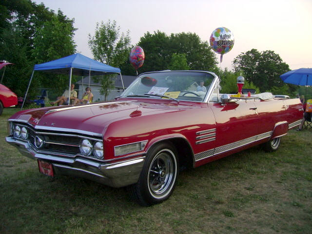 1964 Buick Wildcat Convertible | Flickr - Photo Sharing!