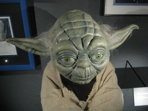 Science Fiction Museum - Yoda
