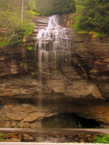 waterfall nc northcarolina falls bridalveilfalls nantahalanationalforest us64 maconcounty bmok top20of2010 bmok9used