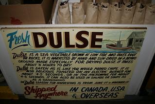 , Dulse.