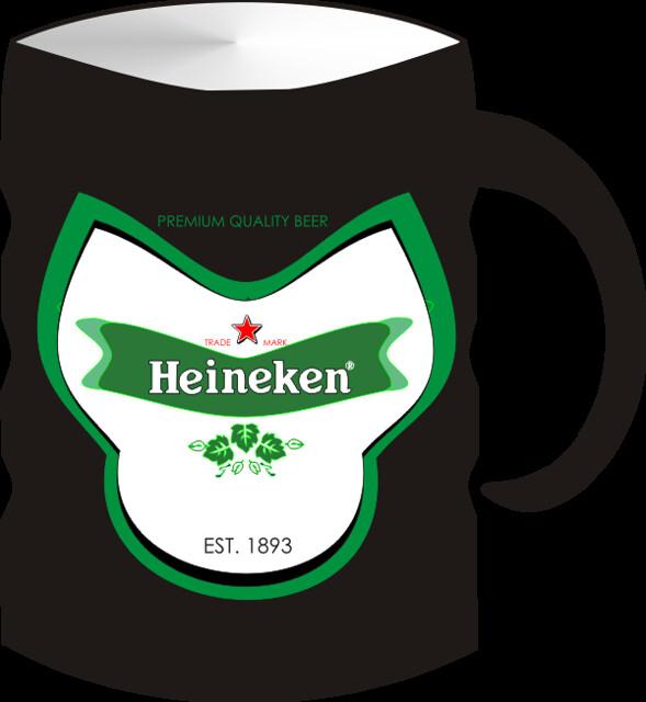 brinde - Heineken / novo logo e embalagens - suporte para ...