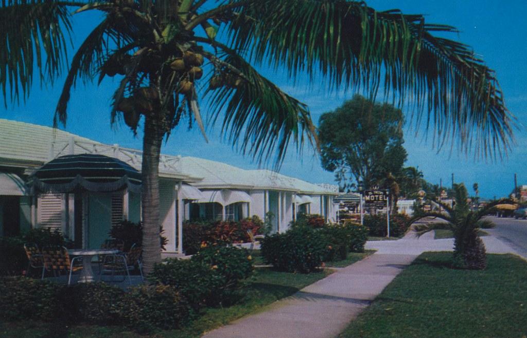 El Patio Motel - West Palm Beach, Florida