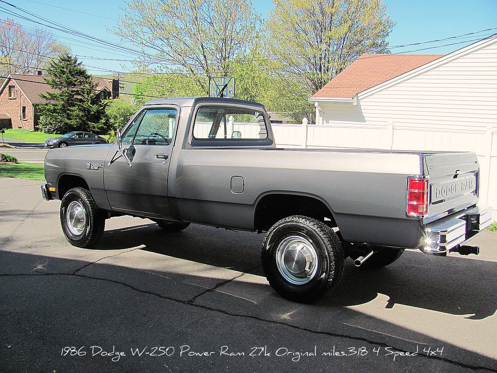 K besides Amc Pacer further 1979 Dodge Power Wagon As New also 1962 Pontiac Grand Prix also 89 Dodge Ramcharger. on 1986 dodge power wagon
